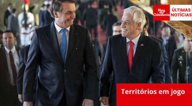 Marcelo Segura/Presidencia de Chile