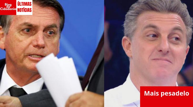 Reuters/ divulgação TV Globo