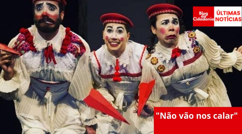 Reprodução/Facebook/Clowns de Shakespeare