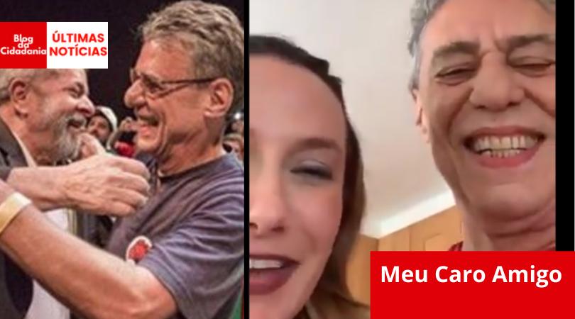 Instituto Lula/Reprodução Twitter